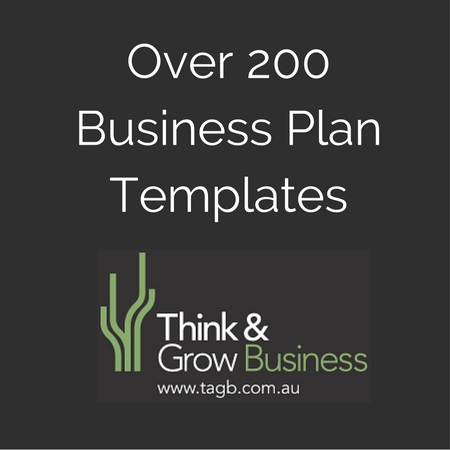Business Plan Examples and Samples