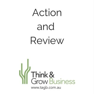 Business Action and Review