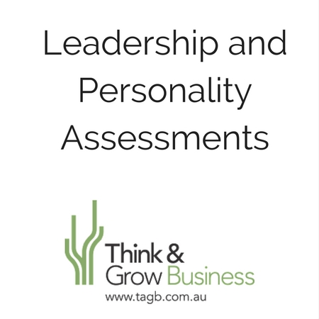 Business Leadership Assessment