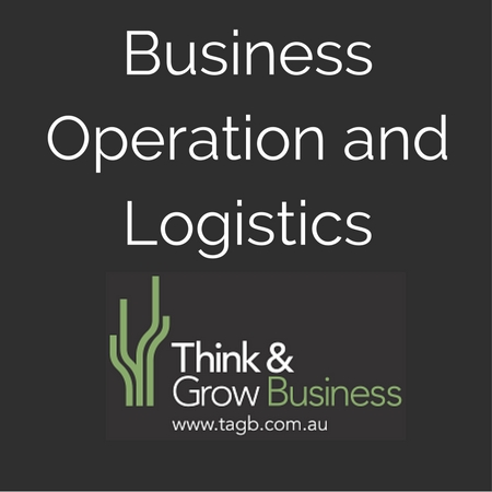 Business Operation and Logistics