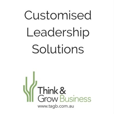 Customised Leadership Development Solutions