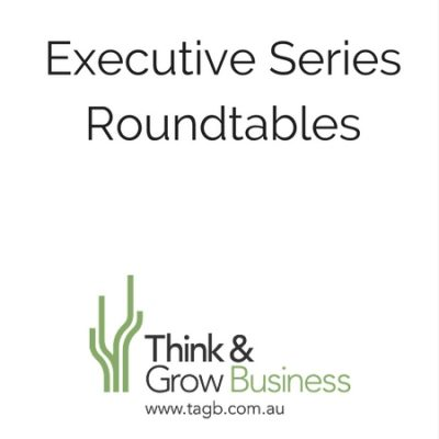 Executive Series Leadership Roundtable