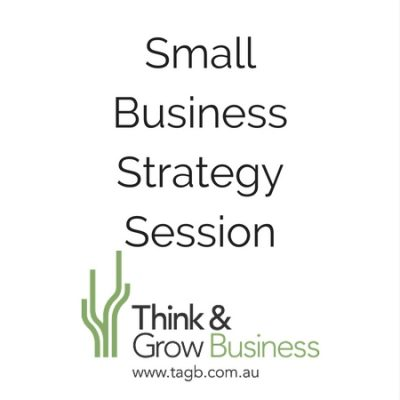 Small Business Strategy Session
