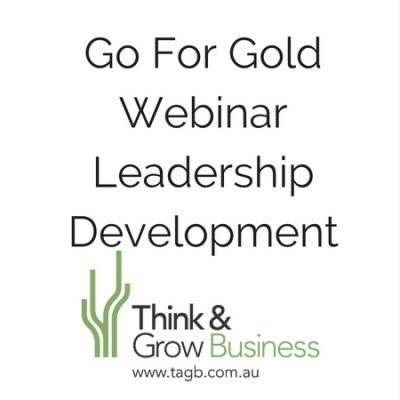 Leadership Webinar Series