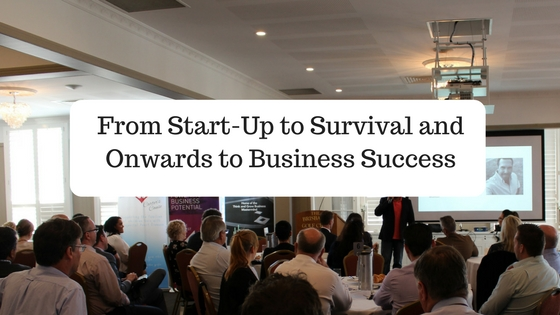 Business Success from Survival