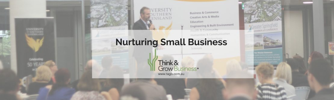 Nurturing Small Business