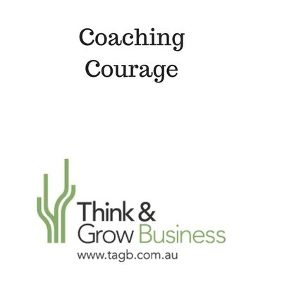 Coaching Courage