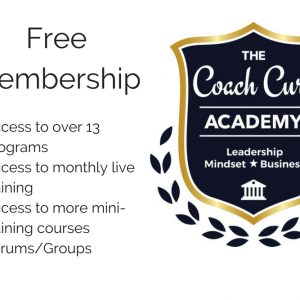 Free Membership Coach Curl Academy