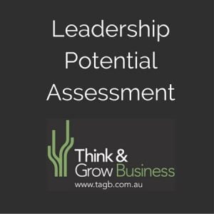Leadership Potential Assessment