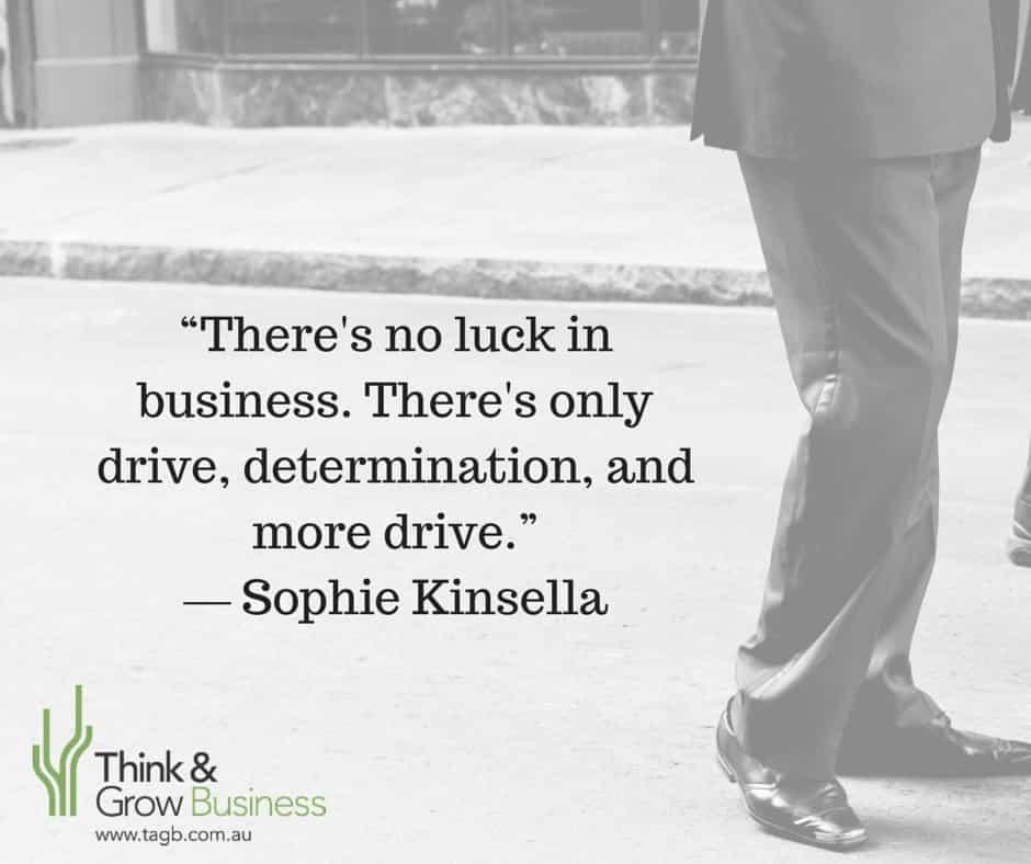 Entrepreneur mindset