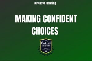 Making Confident Choices