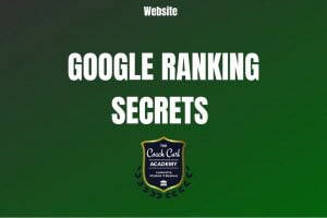 Google Ranking Secrets