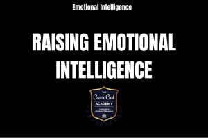 Rising Emotional Intelligence