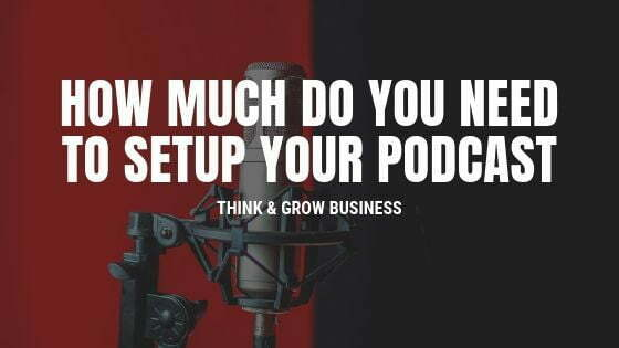 Set up your own podcast