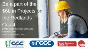 Better Business Workshop Redlands Coast