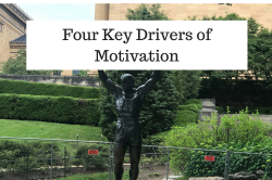 Four Key Drivers of Motivation